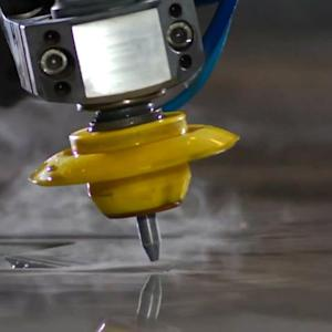 How to Use Water to Cut Steel