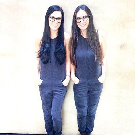 Rumer Willis Reveals She Has One Issue With Her Demi Moore Twinning Pic: Find Out What It Is!