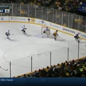 Pittsburgh Penguins at Nashville Predators - 03/04/2014