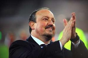 Benitez: I could not have done any more at Inter