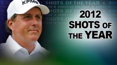 2012 Shots of the Year: No. 10 - Phil Mickelson