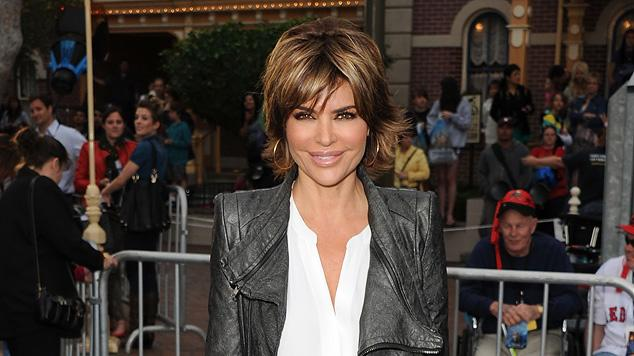Pirates of the Caribbean On Stranger Tides LA Premiere 2011 Lisa Rinna
