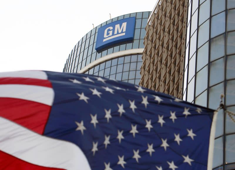 GM aims to boost GMC truck brand's U.S. market share