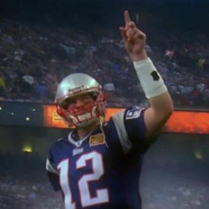 Super Bowl history montage