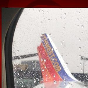 Southwest Airlines plane clips another aircraft's wing at LaGuardia Airport