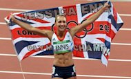 Olympics: Heroic Homecoming For Golden Ennis