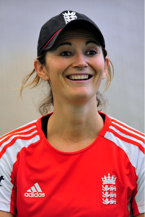 Cricket - Charlotte Edwards File Photo