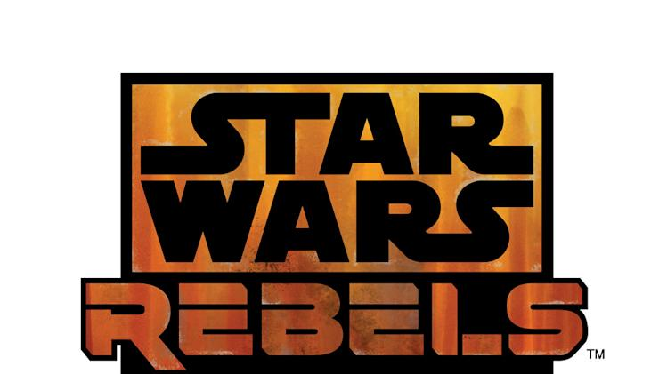 STAR WARS REBELS TITLE TREATMENT