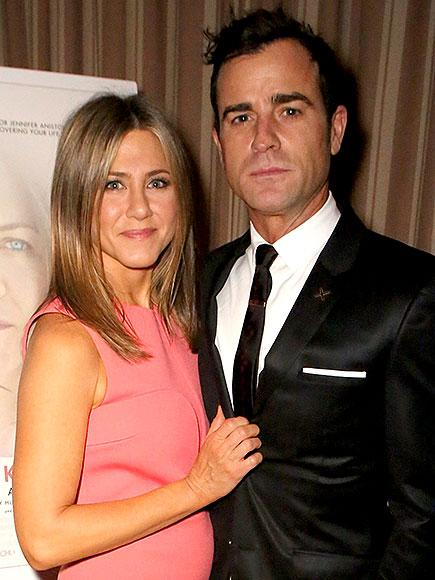 Jennifer Aniston and Justin Theroux Join in on the Fun at Orlando Bloom's Surprise Birthday Party