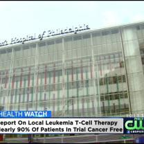 Health: Local Milestone In Battle Against Cancer