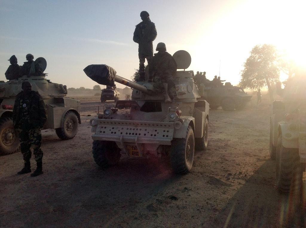 Chad extends offensive against Boko Haram