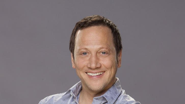 "Rob Schneider stars as Rob on ""Rob."""