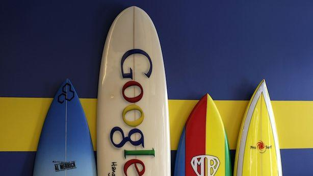 Google Wants to Be a Bank Now