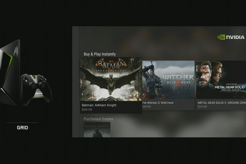 Nvidia will launch a 1080p game-streaming subscription service in May