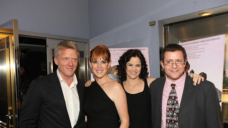 The 25th Anniversary of Breakfast Club 2010 Anthony Michael Hall Molly Ringwald Ally Sheedy Judd Nelson