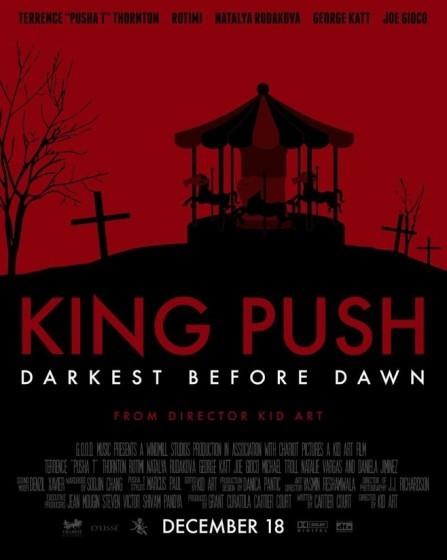 Watch Pusha T's   Darkest Before Dawn Short Film Trailer