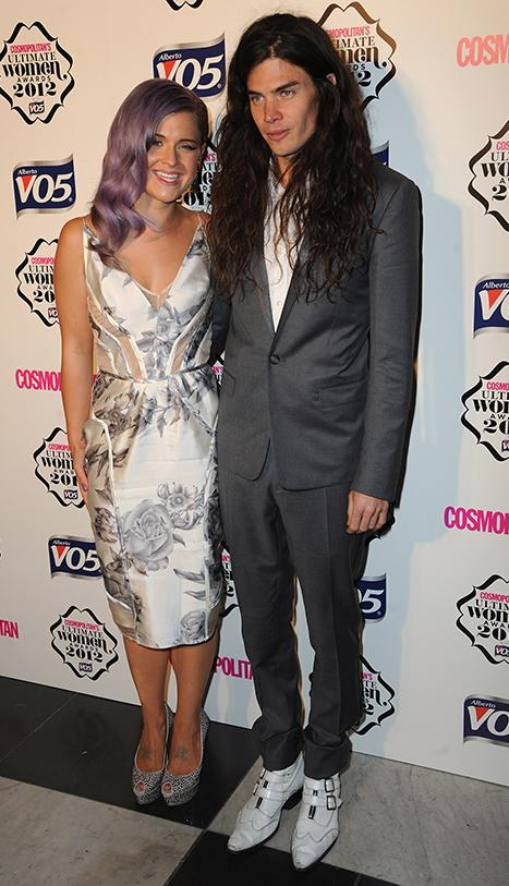 "Kelly Osbourne's Family ""Loves"" Her Boyfriend Matthew Mosshart"