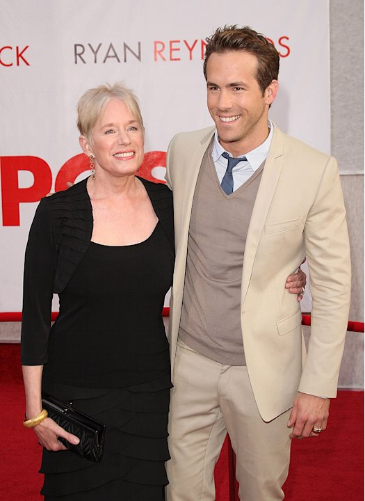 The Proposal LA Premiere 2009 Ryan Reynolds