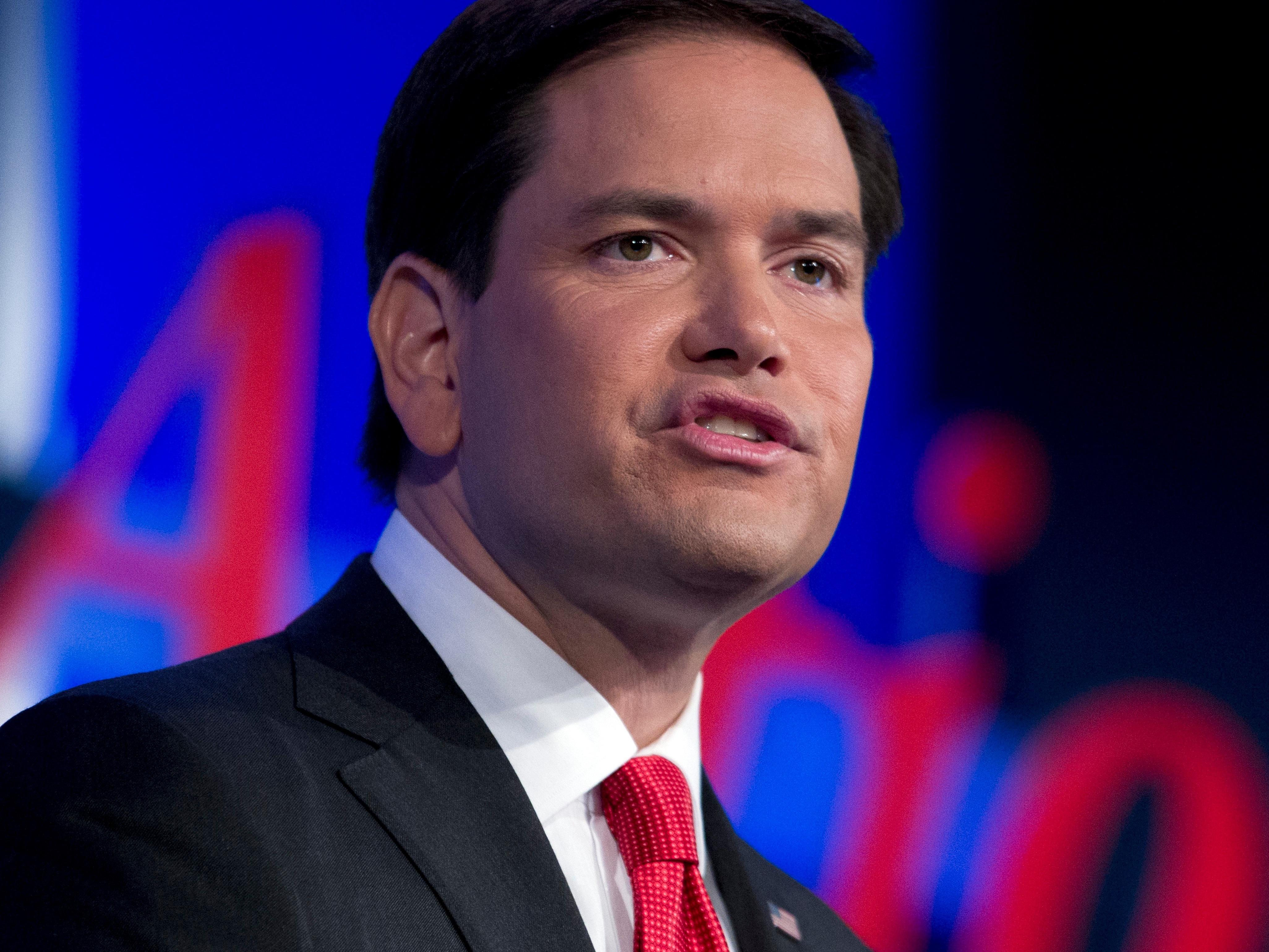 Marco Rubio: Putin is a 'gangster' and a 'thug' — and here's how I'd take him on