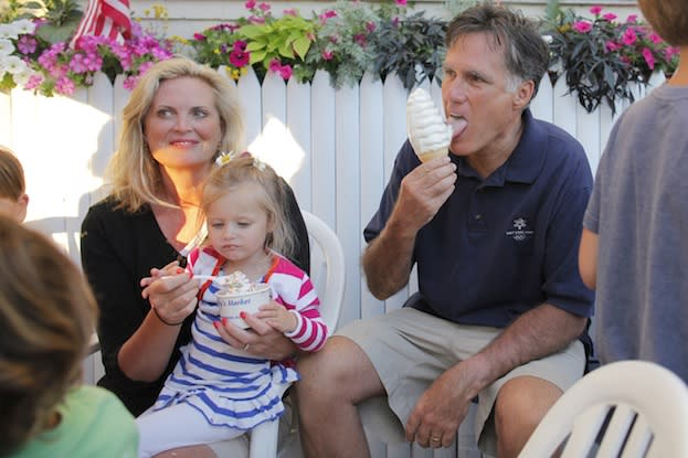 A Romney Family Vacation Scrapbook