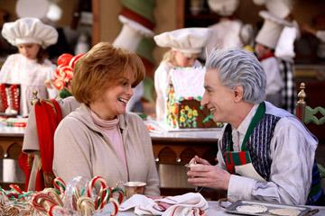 Ann-Margret and Martin Short in Disney's The Santa Clause 3: The Escape Clause