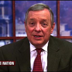 "Dick Durbin ""impressed"" by Hillary Clinton's 2016 preparations"