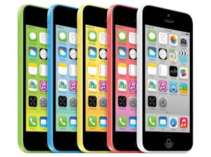 Apple iPhone 5C for AT&T or Verizon with a $75 Gift Card