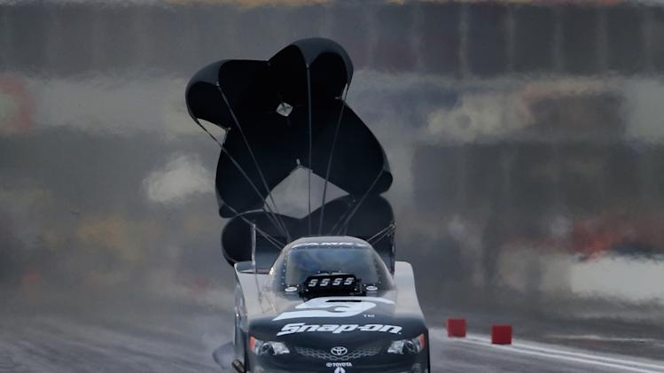 NHRA: Spring Nationals-Qualifying