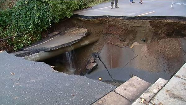 Bay Area cleaning up from series of storms