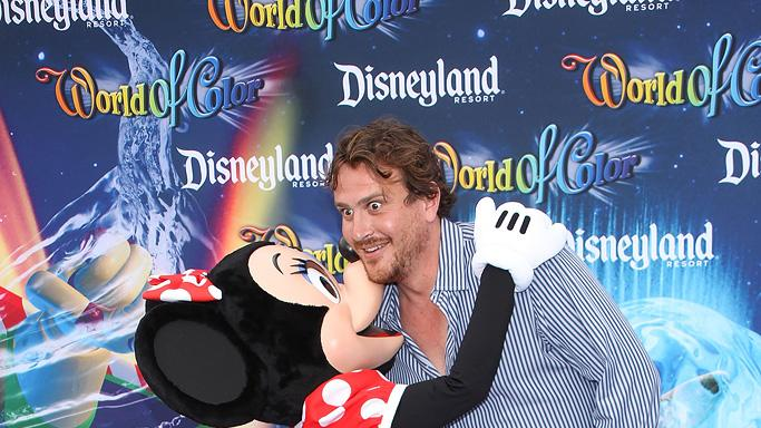 Jason Segal Disney Evnt