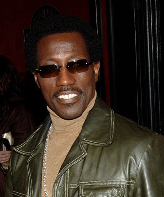 Wesley Snipes at the NY premiere of Universal Pictures' Inside Man