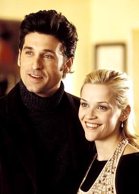 Patrick Dempsey and Reese Witherspoon in Touchstone's Sweet Home Alabama