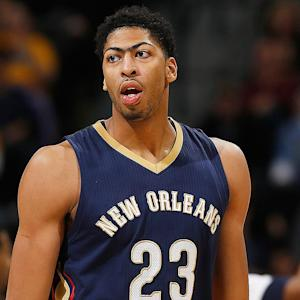 Could Anthony Davis be having the best season ever?