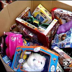 Good Samaritans Stepping Up To Help Charities Caught In Toys For Tots Mix-Up