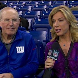 New York Giants head coach Tom Coughlin: Rebuilding this year will be a little more 'intense'