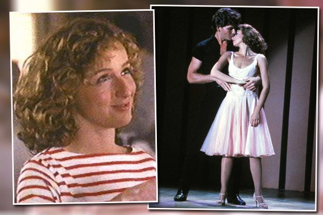 "Jennifer Grey und Patrick Swayze in ""Dirty Dancing"" (Bilder: WENN)"