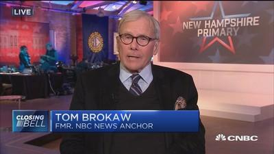 Brokaw: Expect a surprise in New Hampshire primary