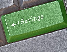 2. Get an online savings account copyright arka38/Shutterstock.com