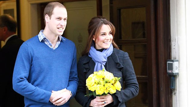 Kate Middleton Released from Hospital