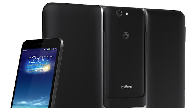 Looking for a phablet that docks in a tablet? PadFone X coming soon to AT&T