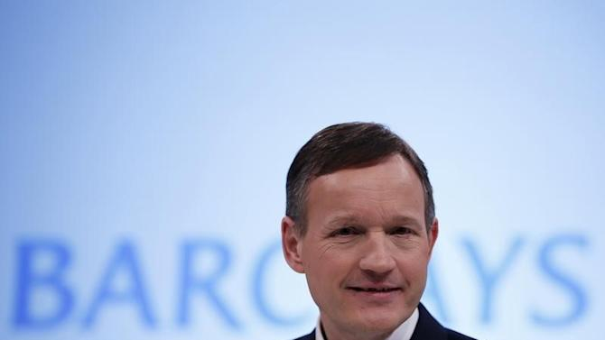 Barclays chief executive Antony Jenkins poses for the media in London