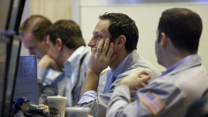 Talk of more corporate deals sends stocks higher