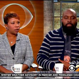 Michael Brown's Parents Speak In NY After Grand Jury Decision