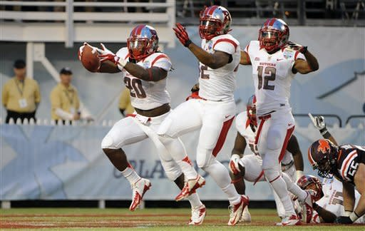 Va. Tech edges Rutgers in OT in Russell Bowl
