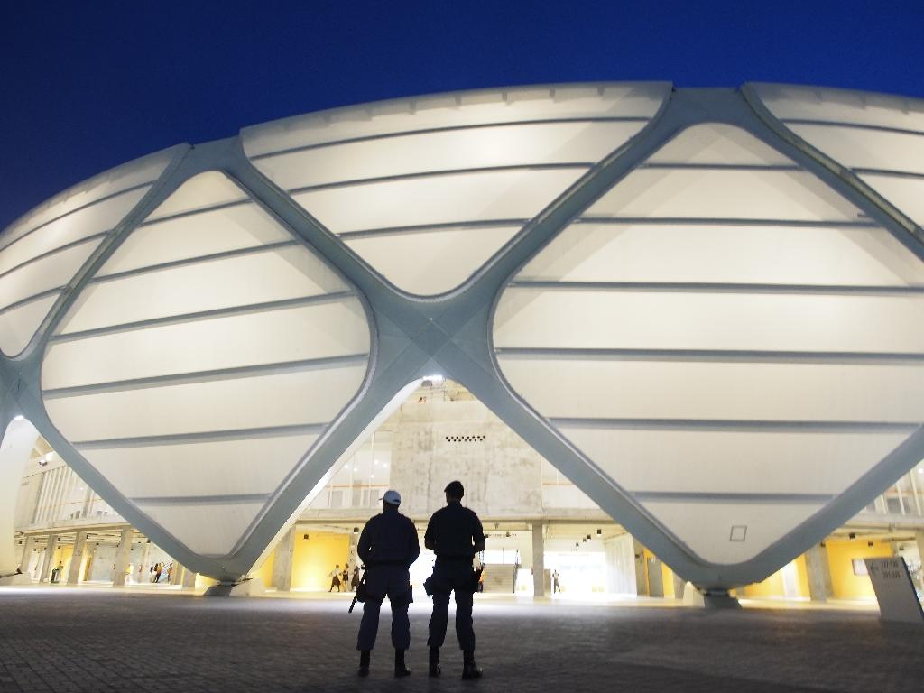 Foreign security agencies helping Brazil's Olympic prep