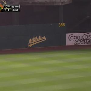 Reddick's game-tying double