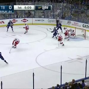 Detroit Red Wings at Tampa Bay Lightning - 04/29/2015