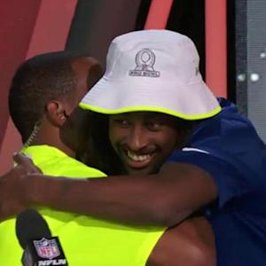 Pro Bowl Draft: Indianapolis Colts wide receiver T.Y. Hilton goes No. 11