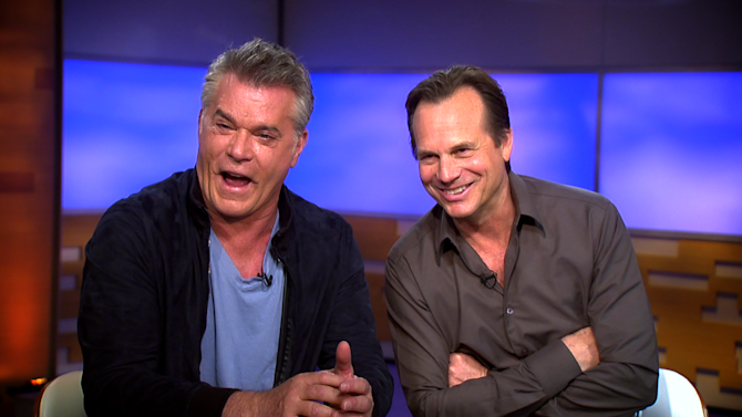Can Ray Liotta and Bill Paxton Identify 'Texas Rising' Stars by Facial Hair?