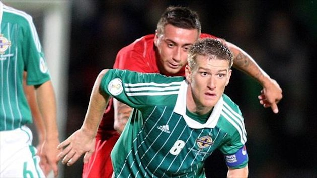 Steven Davis is pleased to see younger players coming through in the Northern Ireland set-up